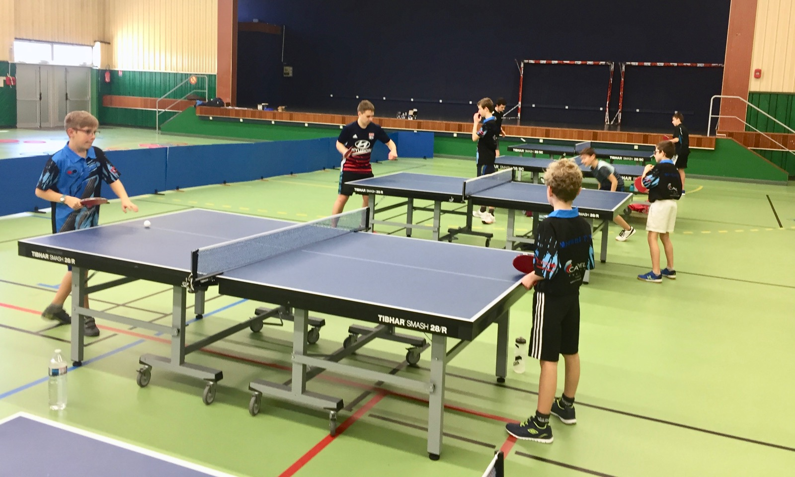 Morestel Tennis de table