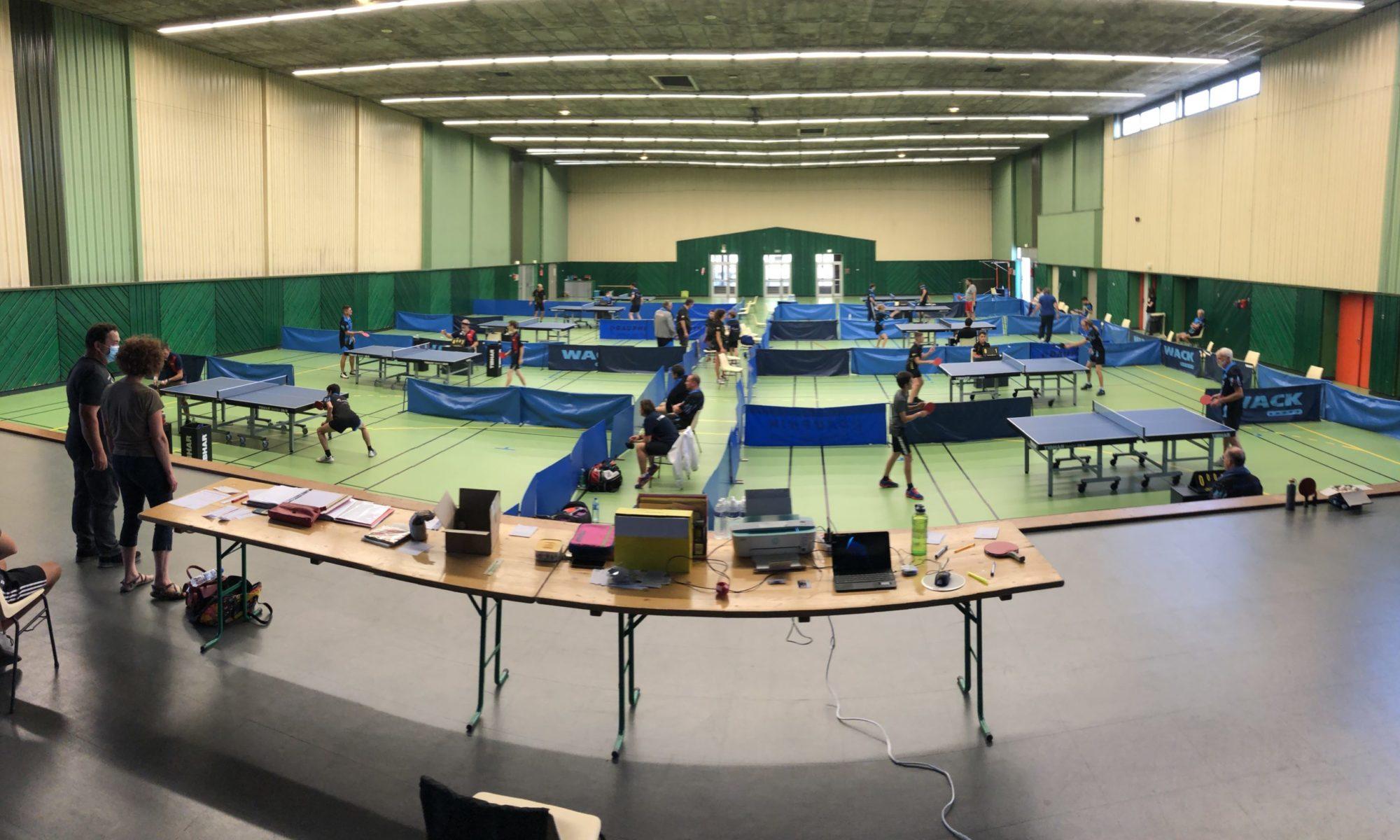 Morestel Tennis de table
